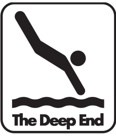 The Deep End Logo